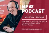 Jim McCay talks Covid-19 recovery plans with Simon Acres