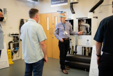 Baxi Heating reopens Warwick Commercial Training Academy