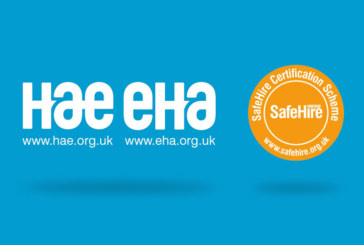 HAE EHA outlines hire industry support