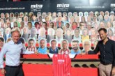 Mira showers extend partnership with Cheltenham Town