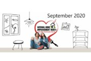 National Home Improvement Month kicks off with a broadcast media support