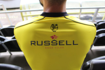 Russells reveals shirt sponsorship for the Brewers