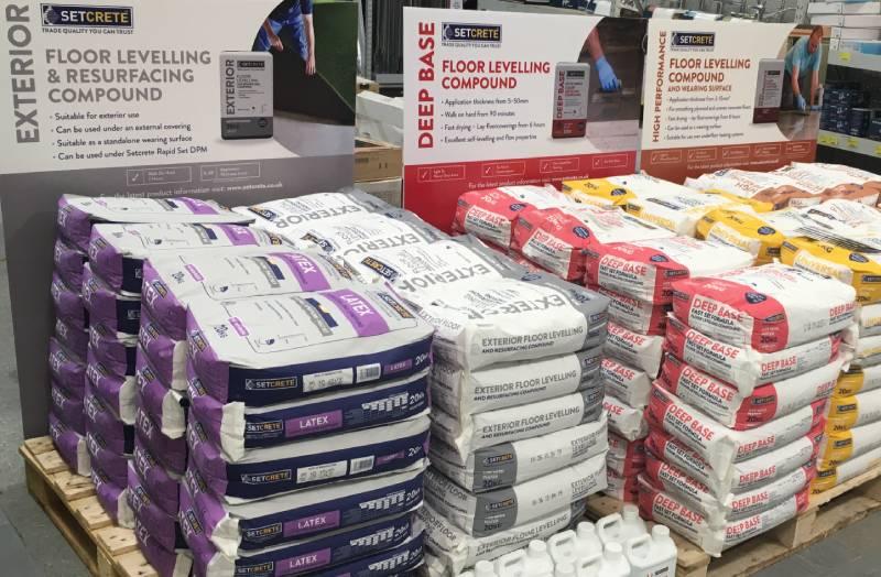 Setcrete launches merchant support package