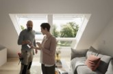 Smart tech roof window upgrade from Velux is helping installers