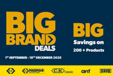 Carl Kammerling Big Brand Deals 2020 Promotion