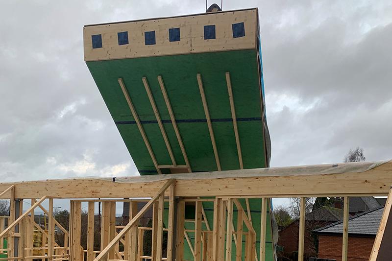 CaberDek flooring and PYC Construction – a perfect partnership