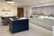 New Abode showroom opens as training, sales and marketing resource