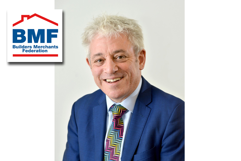 John Bercow in new Speaker role at BMF All Industry Conference