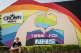 Crown teams with artists to create murals in Darwen