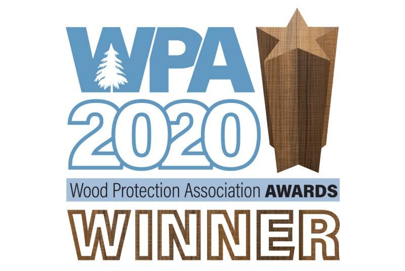 James Jones & Sons has won 'Treated Wood Trader of the Year' award