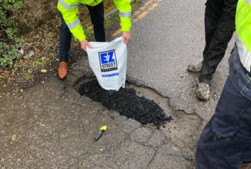 Red Stag Materials launches pothole solution via merchants