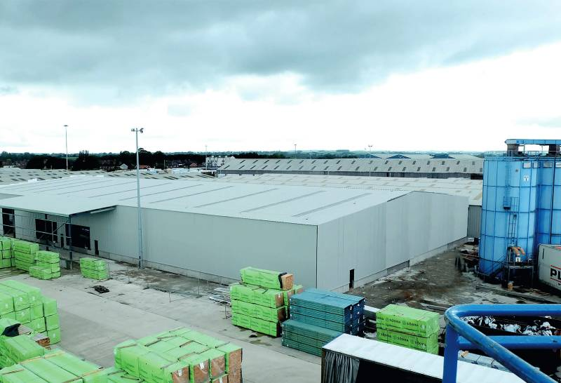 Arbor Forest Products invests£12 million in expanded facility