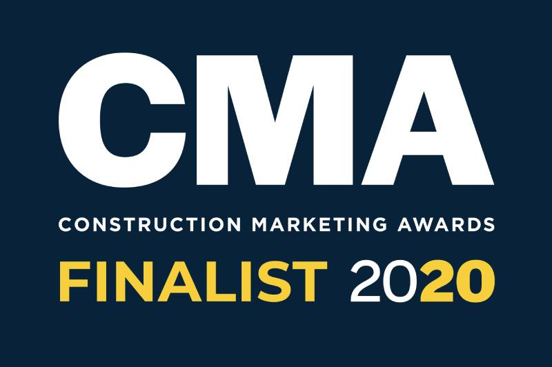 Lakes shortlisted for two Construction Marketing Awards