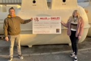 Marsh mascot raises £20,000 for UK children's hospital charities