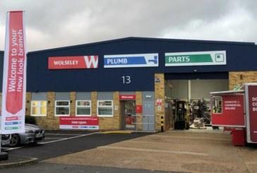 Wolseley renames Plumbing & Heating division