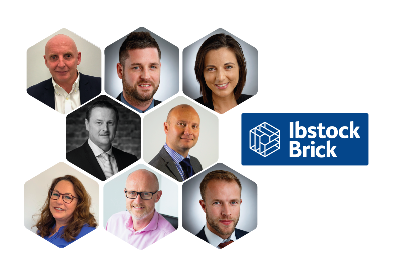 Ibstock announces new commercial sales structure & senior appointments