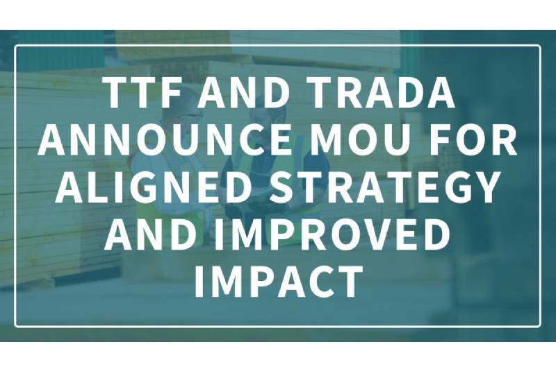 TTF and TRADA announce merger plans
