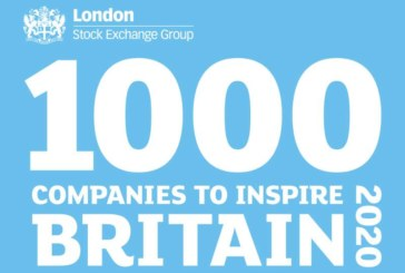 Williams listed in '1000 Companies to Inspire Britain' 2020 report