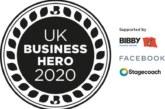 HMG Paints awarded a UK Business Hero Award