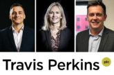 Travis Perkins announces senior leadership appointments