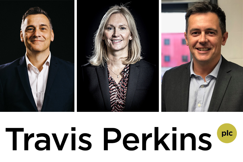 Travis Perkins announces senior leadership appointments