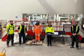 Tobermore celebrates new £10m factory