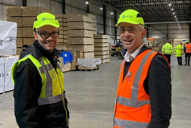 BSW acquires the Building and Supply Solutions division of SCA Wood UK