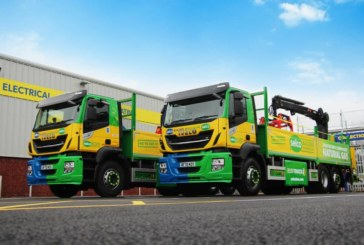CNG vehicles enter the Selco fleet