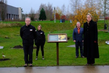 JB Kind partners with the National Memorial Arboretum