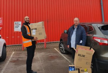 Buildbase and Reconomy partner to help the homeless this Christmas