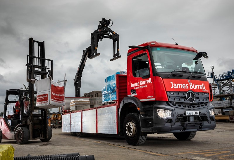 James Burrell builds towards FORS Silver accreditation