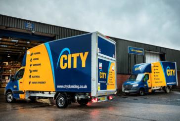 City Plumbing uses Bevan Group for new Luton van fleet