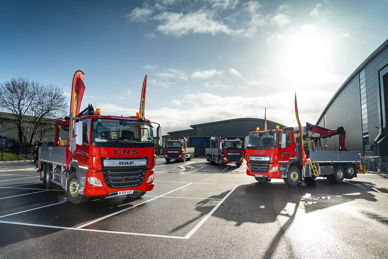 Grant & Stone acquires CRS Building Supplies