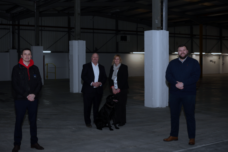 New Hull branch for Builders' Merchant Company
