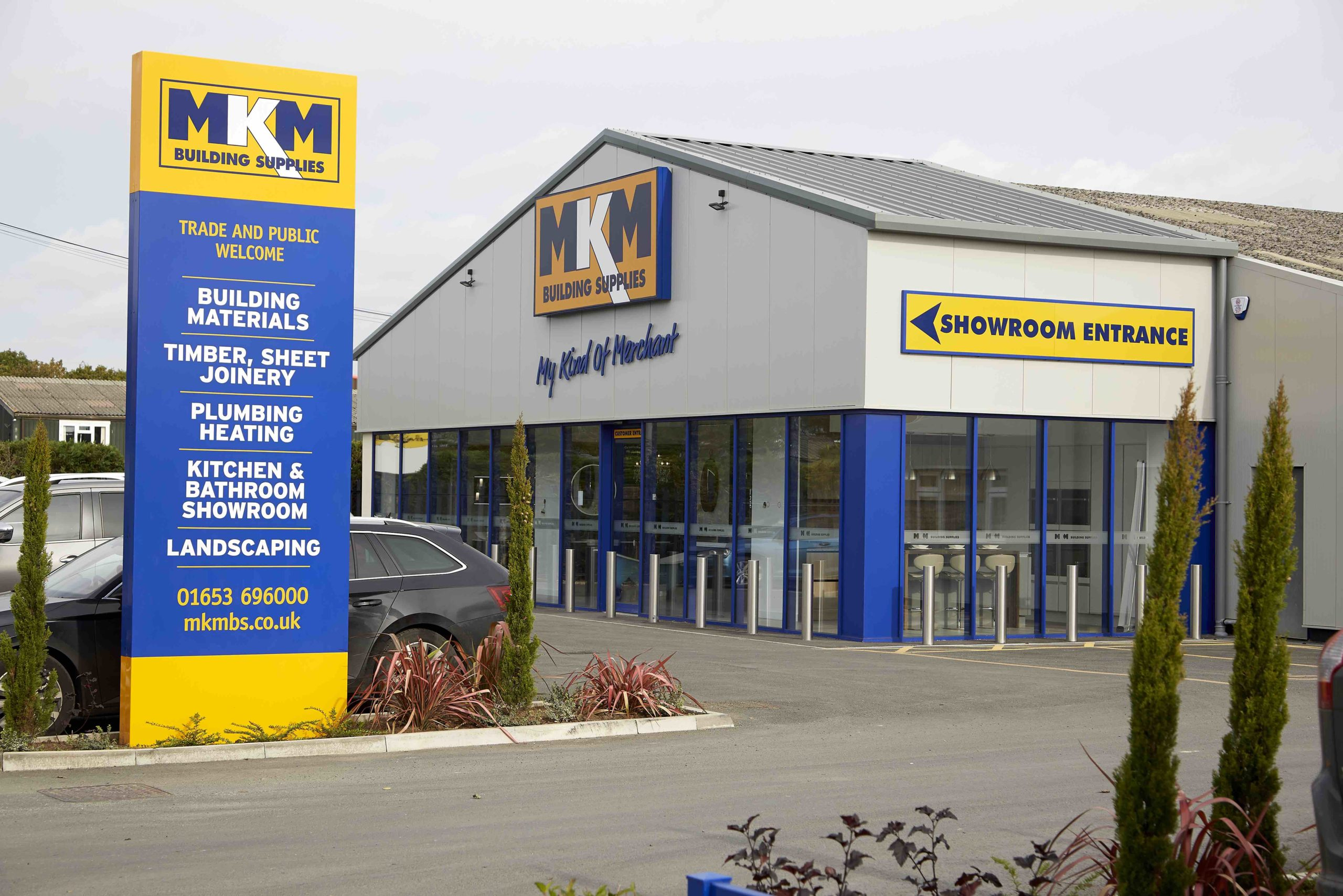 MKM acquires Richard Williams (Deganwy)