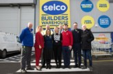 Selco donates £100,000 to charity
