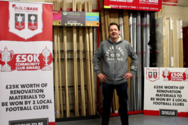 Buildbase launches Community Club Award for non-league football clubs
