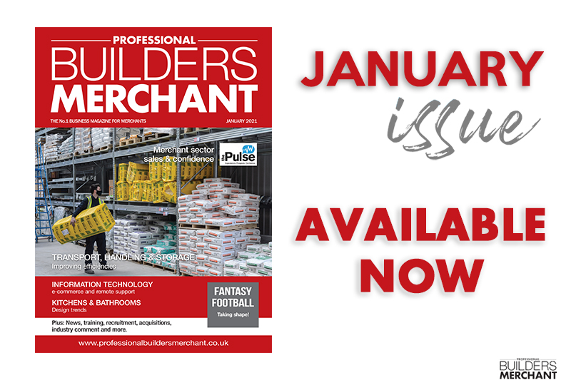 January digital edition of PBM available now