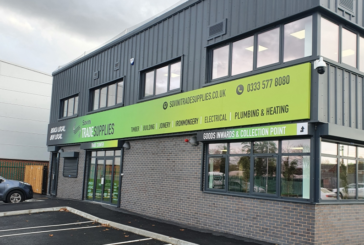Sovini Trade Supplies opens Merseyside store and distribution centre