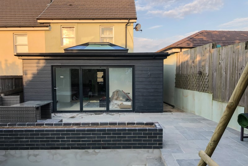 Pasquill introduces single storey timber frame extension kit