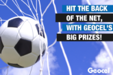 Geocel introduces pitchside promotions