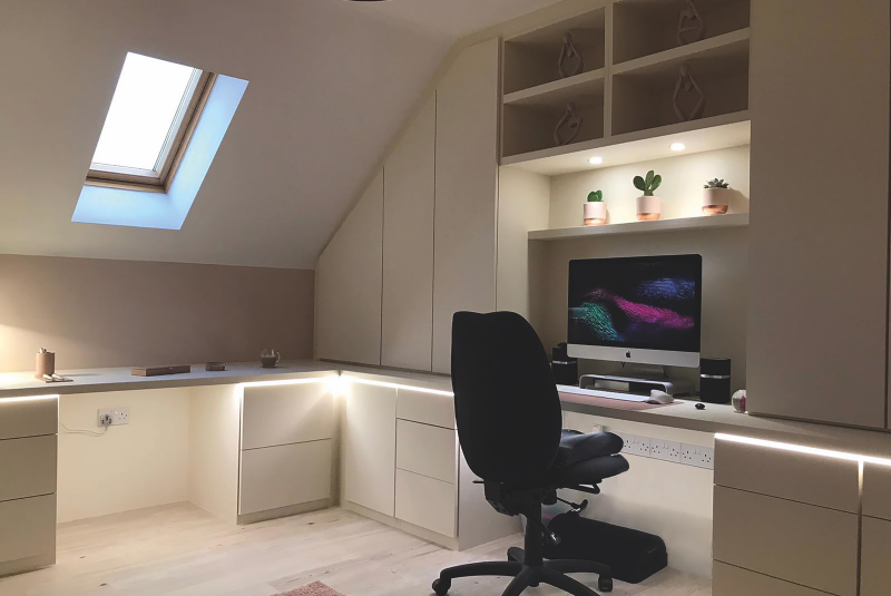 Häfele survey predicts £700m home office construction boom