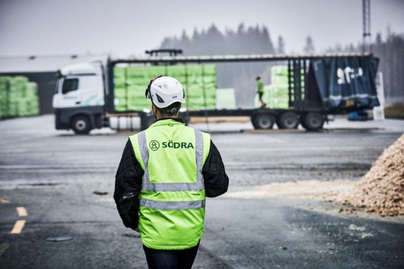 Södra Wood Ltd announces partnership with Denholm Port Services