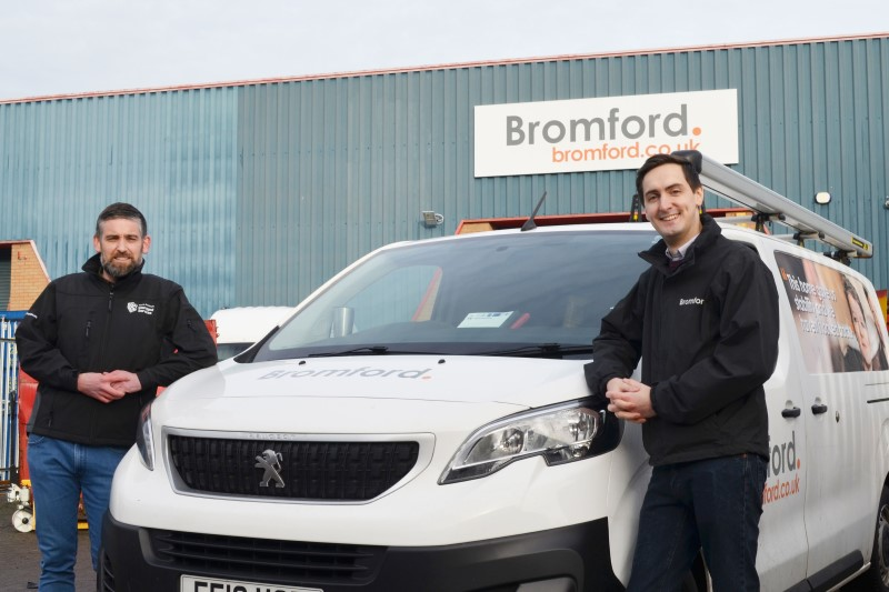 Bromford awards £40m materials contract to Travis Perkins