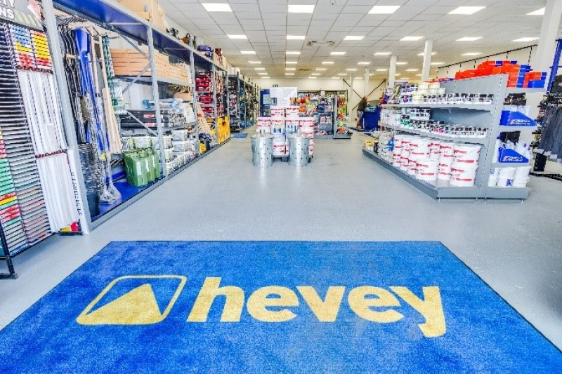 Hevey Building Supplies acquire MAP Building & Civil Engineering Supplies
