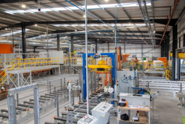 Arbor Forest Products begins production on sawmill planing line