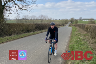 Team IBC to ride 980 miles to fundraise for young people
