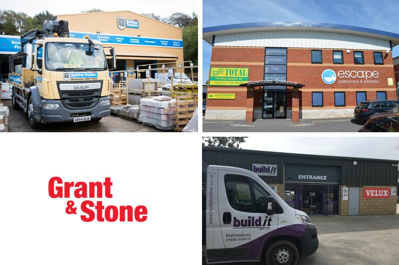 Grant & Stone announces three major acquisitions