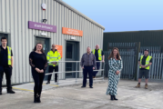Encon Insulation and Nevill Long opens Thetford Branch