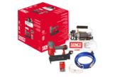 Senco introduces low noise compressor